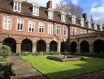 Westminster jardin