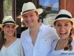 Restaurateurs P. Poulain C . Stabholz