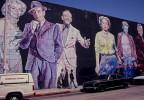 Fresque Hollywood