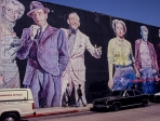 Fresque Hollywood