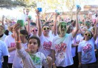 Color run Carpentras 2017