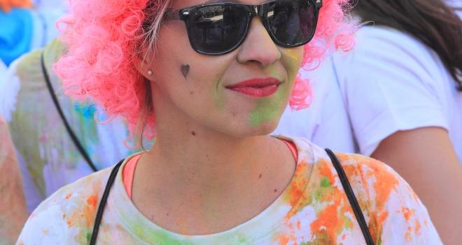 Color run Carpentras 2017