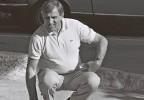 Lino Ventura Août 1986 Saint Paul de Vence