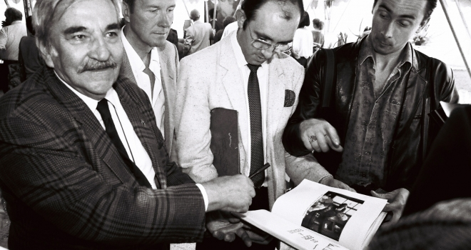 Georges Géret Mériel septembre 1992
