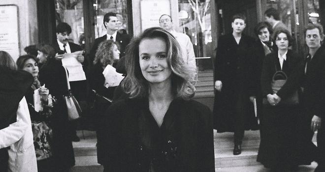Marie sophie L César février 1994