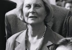 Michèle Morgan Mériel septembre 1992