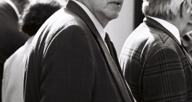 Jacques Deray Mériel septembre 1992