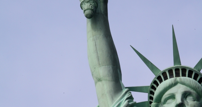 Statue de la liberté New York 2