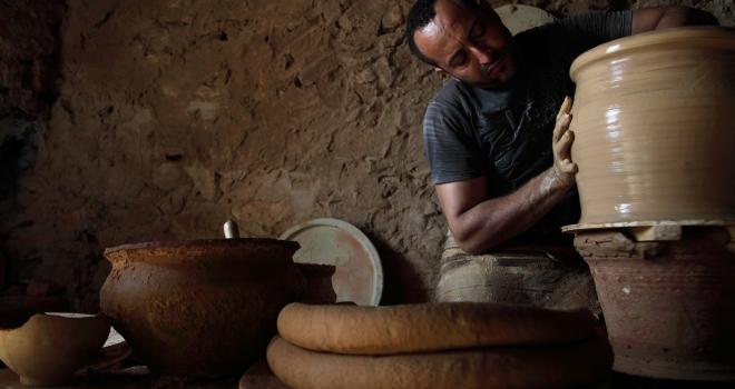 Potier Guellala Tunisie