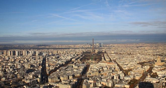 Paris aérien