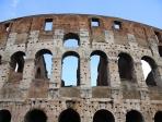 Le colisé Rome Italie