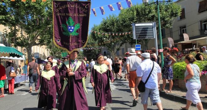 Fête de la figue Caromb 2016