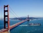 Le Golden Gate San Francisco