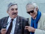 Georges Géret et Pierre Granier Deferre Mériel