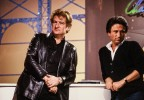 Eddy Mitchell et Michel Drucker Champs Elysées