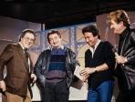 Guy Bedos Pierre Desproges Eddy Mitchell Michel Drucker
