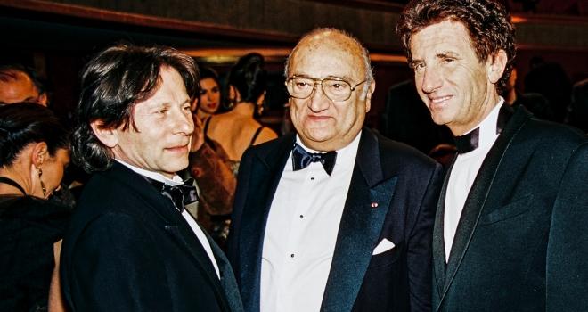 Roman Polanski Henri Verneuil Jack Lang Césars