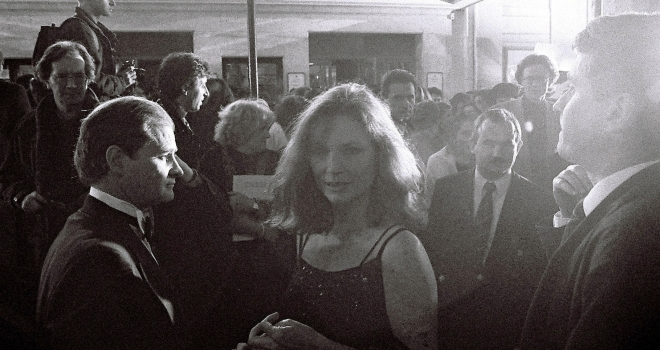 Jacqueline Bisset César février 1994
