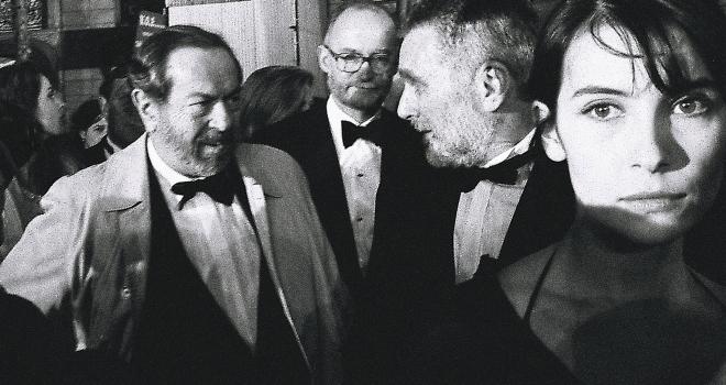 Robert Enrico Géraldine Pailhas César février 1994