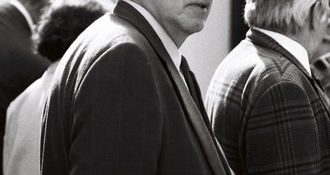 Jacques Deray Mériel septembre 1992